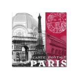 """20 serviettes """"Paris"""""""