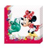 """20 serviettes """"Adorable Minnie Mouse"""""""