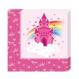 "20 serviettes ""Sweet Princess Dream"""