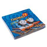 """20 serviettes """"Thomas et ses amis"""""""