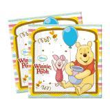 """20 serviettes """"Winnie l'ourson et ses amis"""""""
