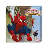 "20 serviettes ""Spider-Man - Web Warriors"""