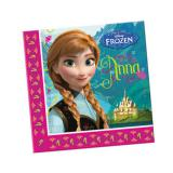 "20 serviettes ""La Reine des neiges - Disney"""