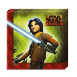 "20 serviettes ""Star Wars - Rebels"""