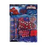 "Kit d'accessoires ""Spider-Man Party"" 48 pcs."