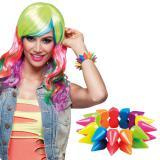 """Bracelet épines """"Neon-Punk"""""""