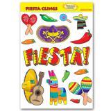 "Autocollants statiques ""Fiesta"" 14 pcs"