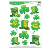 "Déco statique ""St. Patrick's Day"" 13 pcs."