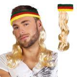 """Bandeau avec cheveux """"Bad Taste"""""""