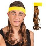 """Bandeau avec cheveux """"Le beauf"""""""