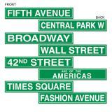 Panneaux New York 61 cm 4 pcs