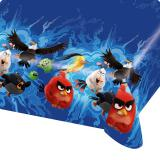 "Nappe ""Angry Birds - Le film"" 180 x 120 cm"