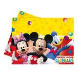 """Nappe """"Le club de Mickey Mouse"""" 180 cm"""