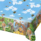"Nappe ""My Safari Party"" 130 x 180 cm"