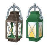 """Déco de table """"Vieille lanterne"""" 28 cm"""