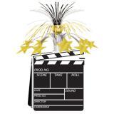 """Décoration de table """"Clap de cinéma"""" 38 cm"""
