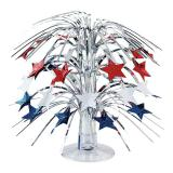 "Déco de table fontaine ""Stars USA"" 22 cm"