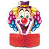 """Déco de table """"Clown rigolo"""" 25 cm"""