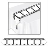"""Chemin de table """"Pellicule cinématographique"""" 183 cm"""