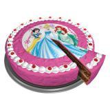 """Disque pour gâteau """"Princesses Disney"""" 16 cm"""
