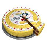 """Disque pour gâteau """"Mickey Mouse"""" 16 cm"""