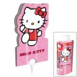 """Fontaine pour gâteau avec motif en carton """"Hello Kitty"""" 15 cm"""