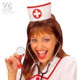 Coiffe traditionnelle d'infirmière