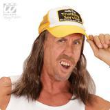 """Casquette avec cheveux """"Bob"""""""