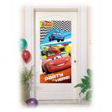 "Déco de porte ""Disney Pixar Cars"" 152 cm"