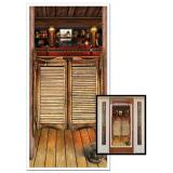 D co de table feu de camp 30 cm prix minis sur for Porte western saloon
