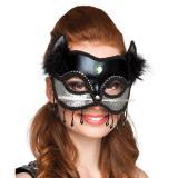 """Masque vénitien """"Sexy Kitty"""""""