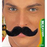 Moustache volumineuse 12 cm