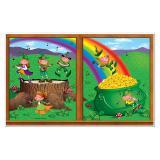 """Déco murale """"Happy St. Patrick's Day"""" 157 cm"""