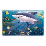 """Déco murale """"Vue sur l'aquarium"""" 157 cm"""