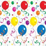 """Déco murale """"Ballons magiques"""" 9,1 m"""