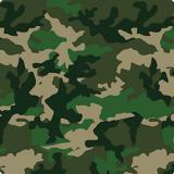 """Déco murale """"Camouflage"""" 1,2 x 9,1 m"""