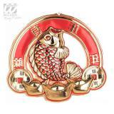 "Décoration murale ""poisson chinois"""