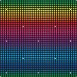 """Déco murale """"Explosion disco"""" 9,1 x 1,2 m"""