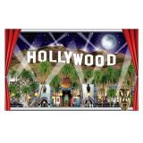 """Déco murale """"Vue sur Hollywood"""" 157 cm"""