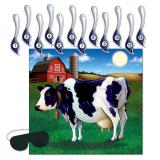"Déco murale jeu ""Queue de vache"" 14 pcs"
