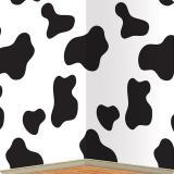 """Déco murale """"Motif vache"""" 122 x 914 cm"""