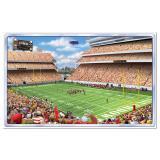 "Déco murale ""Football américain"" 102 cm x 163 cm"