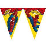 "Guirlande de fanions ""Ultimate Spider-Man"" 2,3 m"