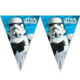 "Guirlande de fanions ""Ultimative Star Wars"" 2,3 m"
