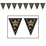 Guirlande de fanions VIP 3,7 m