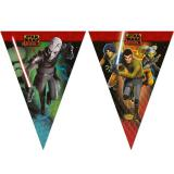 "Guirlande de fanions ""Star Wars - Rebels"" 2,6 m"