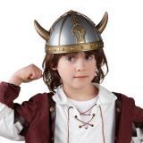 Casque de Viking pour enfant 18 cm
