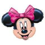 "Ballon en aluminium XL ""Minnie Mouse"" 71 cm"
