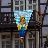 "Fanion XXL ""Oktoberfest"" 150 x 90 cm"