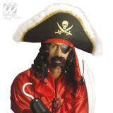 "Bicorne ""Méchant capitaine pirate"""